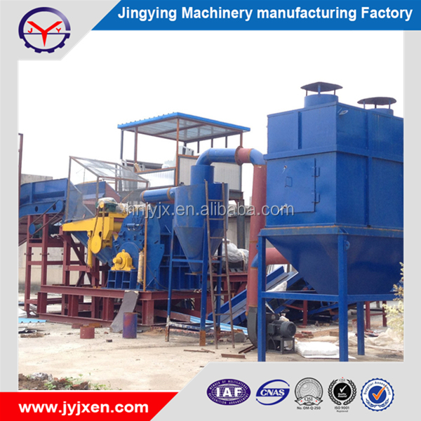 Crushing machine Scrap Metal Iron Can Crusher Manufacturer from Henan