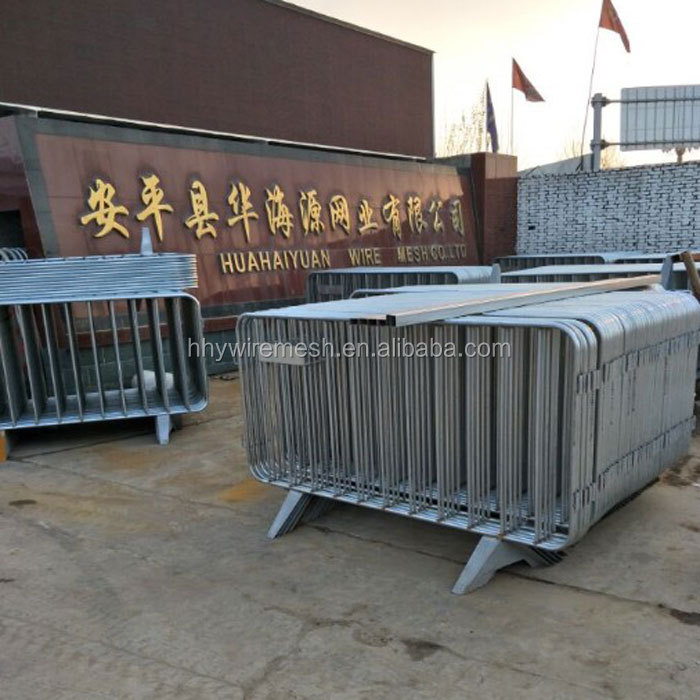 welded  temporary  barrier China manufacturer customized Modern style australia galvanized temporary fence