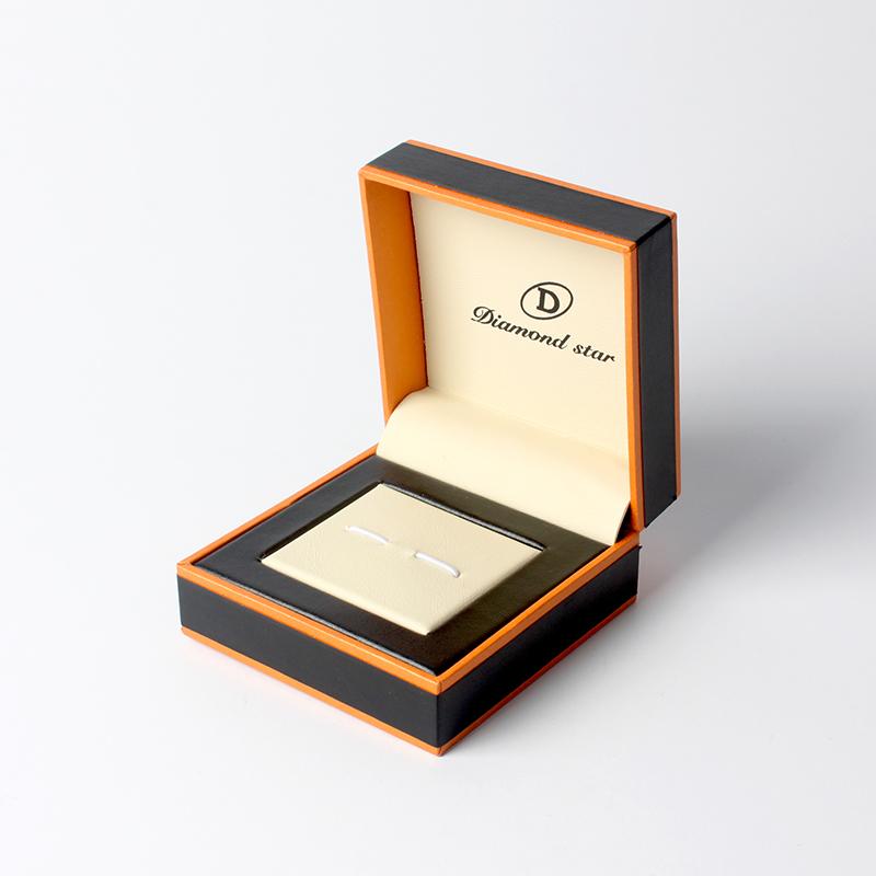 Custom Flip Jewelry Packing Gift Pendant Box