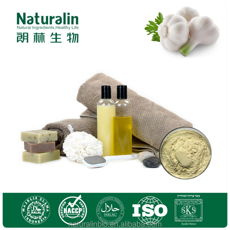 personal care additive Good quality Garlic extract at 3% allicin