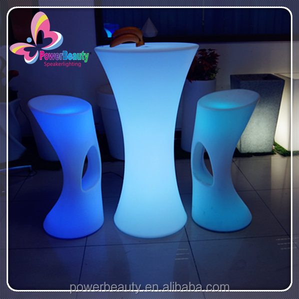 led bar table and stool spanish beach wholesale outdoor home and lounge cheap,wholesale led nightclub furniture