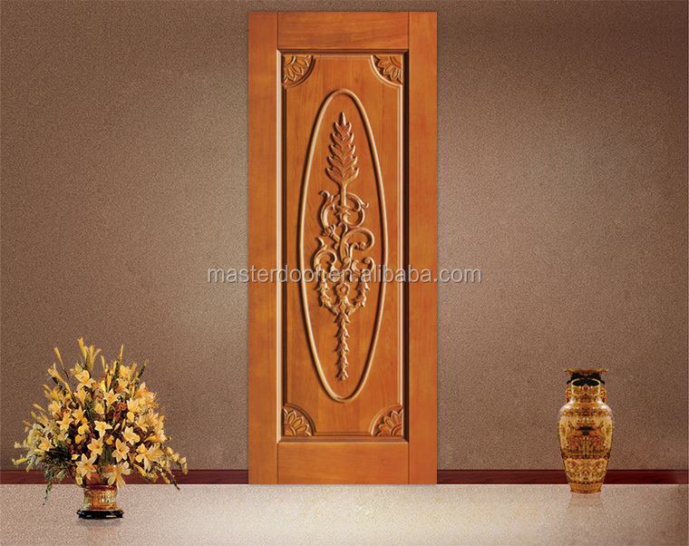 Tamil nadu flat teak wood single main door design buy for Single main door designs