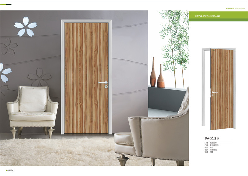 High Quality Honey Comb Home Interior Door