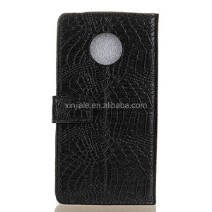 Wholesale Custom Credit card Wallet Purse Magnetic Flip Real PU leather Mobile cell Phone Case Cover For Sony mobile Phone