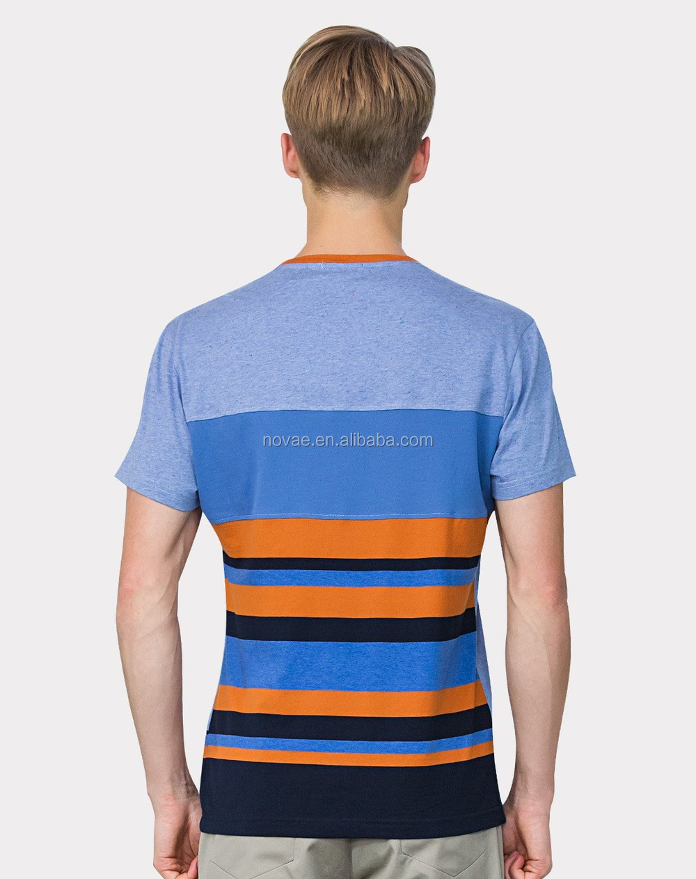 100 ring spun cotton t shirt blank pocket t shirt for Bulk pocket t shirts
