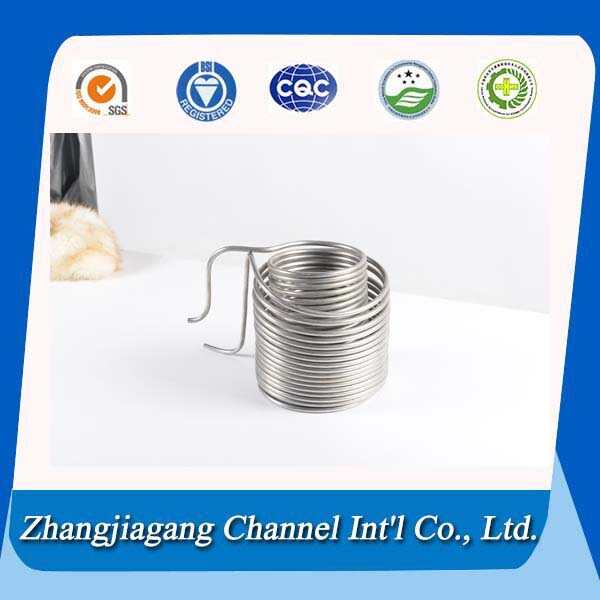 Various Styles Stainless Steel Coil Tube for Automobile Engine