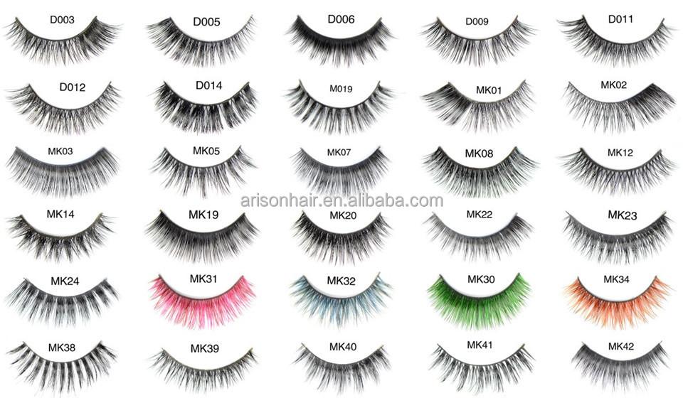 Custom Best Beauty Siberian Mink Lashes Eyelash Extensions ...