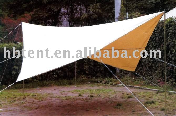 Canvas Tarp Canopy/tent