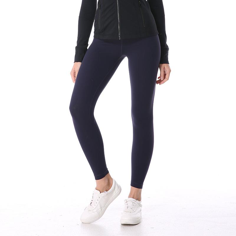 Ilkbahar Sonbahar Kadın Yoga Uzun Kollu Gömlek Spor Koşu Spor Giyim Kadın Hızlı Kuru Spor Üst Başparmak Deliği