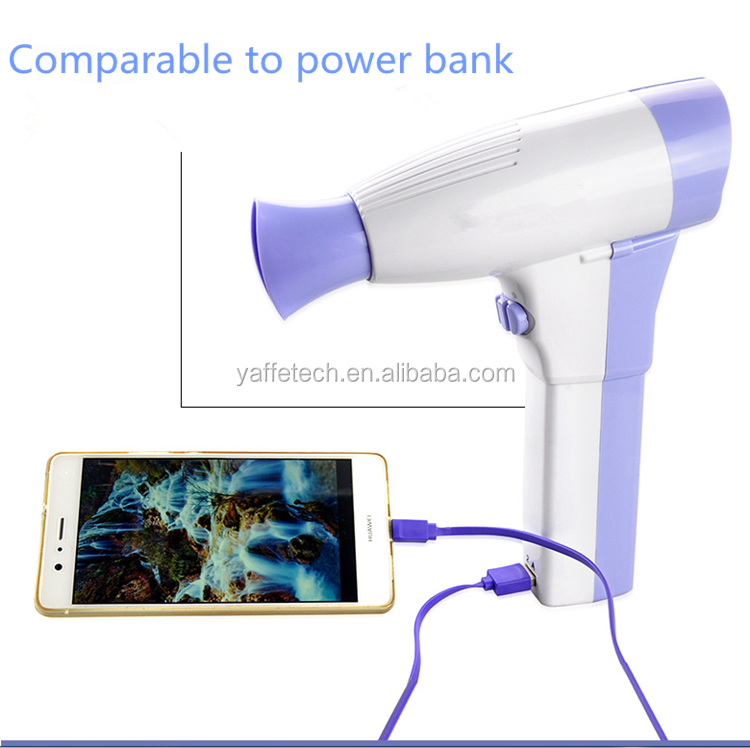 High-end portable Rechargeable Wireless Hair Dryer cordless rechargeable hair dryer for household
