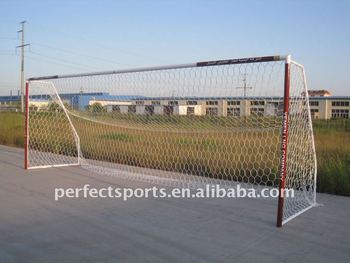 Portable official size Soccer goal for Training Equipment