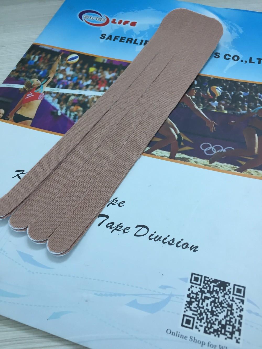 Olahraga Pertama Bantuan Tape Belakangleherbahulututpergelangan Penyangga Bahu Belakang Leher Lutut Pergelangan Tangan Dukungan