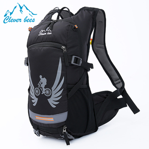 Wholesale custom logo cheap cycling backpack,18l hydration pack,camel riding bag gear supplies with water bladder