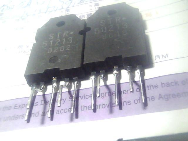 electronics electronics STR50213 Integrated circuit Integrated circuit