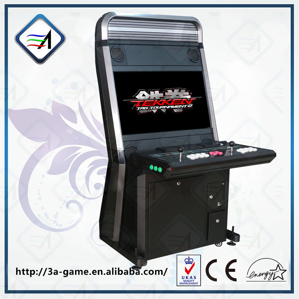 Factory Empty Arcade Cabinet For Tekken TT2 PS3 Game And Pandorau0027s Box 4  Game Console Cabinet Fighting, View Empty Arcade Cabinet, 3A Product  Details From ...