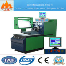 12PSB JD-III diesel fuel pump injection test bench with checking of the electric magnetic valve of distributor pumps