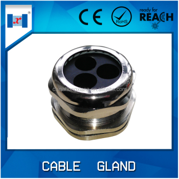 HongXiang Waterproof brass flat form gland bush