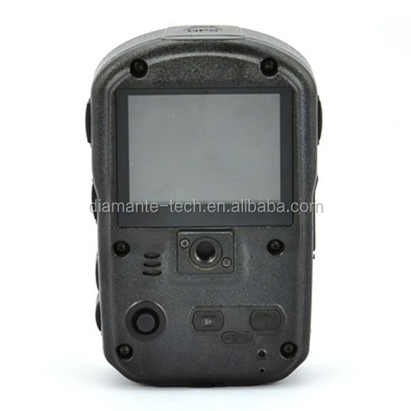 GPS positioning/1080P Full HD/DMT-3/police body worn video camera