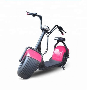 2019 Popular Design YIDE Electric Scooter Citycoco Electrical Citycoco 2 Wheels Citycoco E City Scooter For Europe US Market