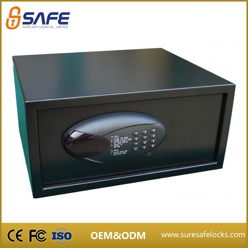 Top Secure Hotel Room Laptop Size Master Code Safe Box With Ceu - Buy  Master Code Safe Box,Hotel Room Safe Box,Size Safe Box Product on  Alibaba com