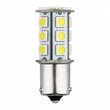 led vehicle lights BA15S 1156 18SMD 5050 used cars led lighting