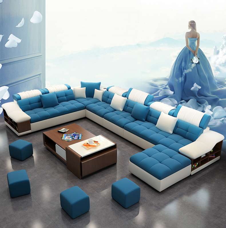 Arab Design home living room 5 7 8 9 10 11 12 Seater Sofa ...