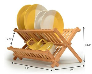 Hot selling portable home use dish drying rack