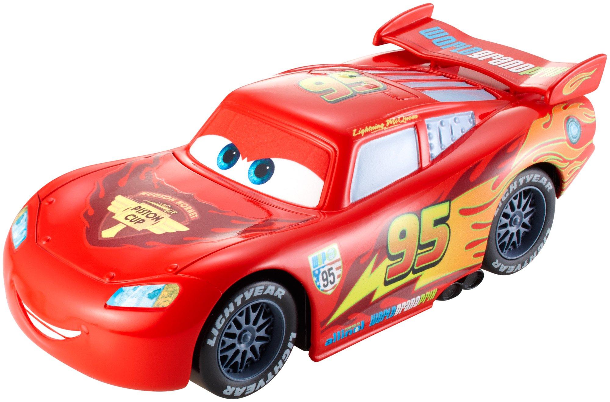 Disney/Pixar Cars Wheelies Lightning McQueen Pullback Vehicle