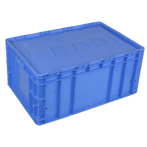 Good quality new PP material Stacking plastic moving crate for vegetable and tomato