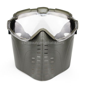 lunettes masque facial od airsoft