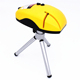 90 Degree Vertical Horizontal Lasers Right Angle Instrument Measurement Tools Line Laser Level with Tripod Spirit Mouse Type