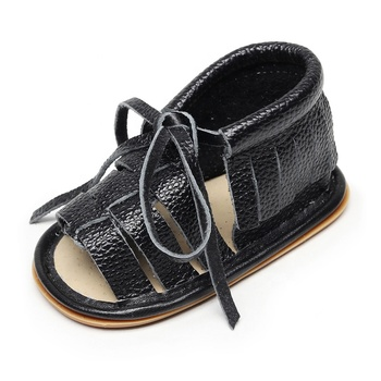 Customized Print Genuine Leather Baby Girl and Boy Soft sole leather baby moccasins