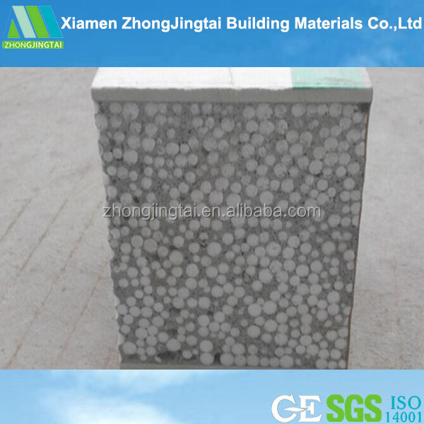 2015 Prefab Wall Panel / Sandwich Wall Panel / Lightweight Kitchen Backsplash Adhesive