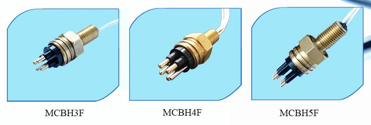 Reepairr 해저 커넥터 BH12M & BH12F Re Subconn 남성/여성 커넥터 (전)