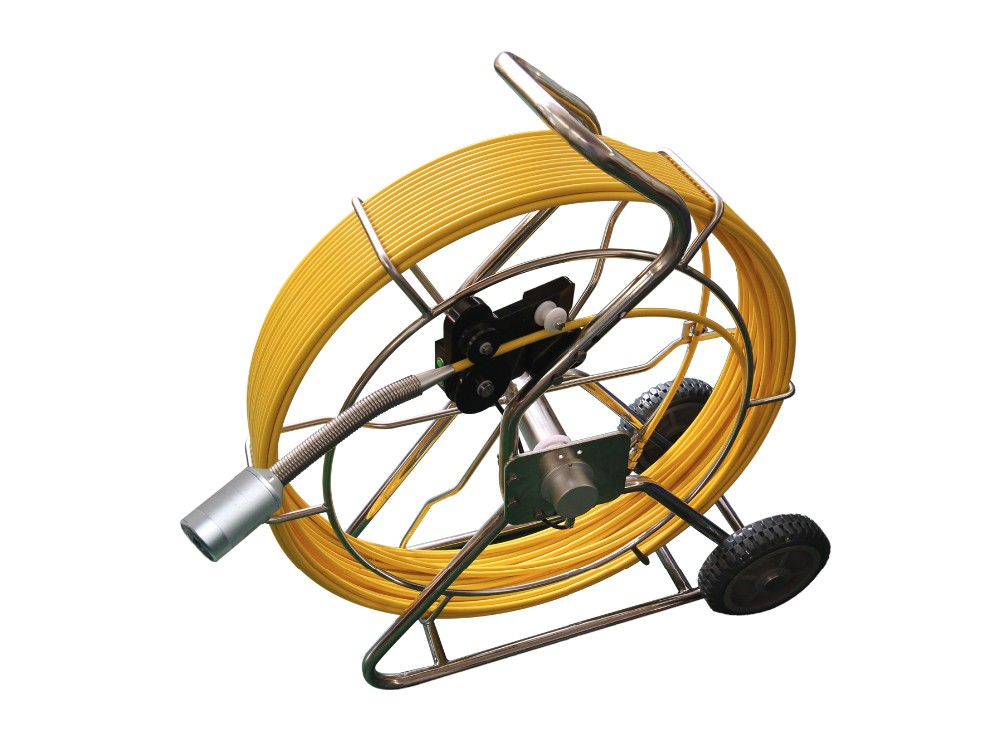 Built-in 512 hz transmitter Sewer Inspection Camera for Water Leak Detection