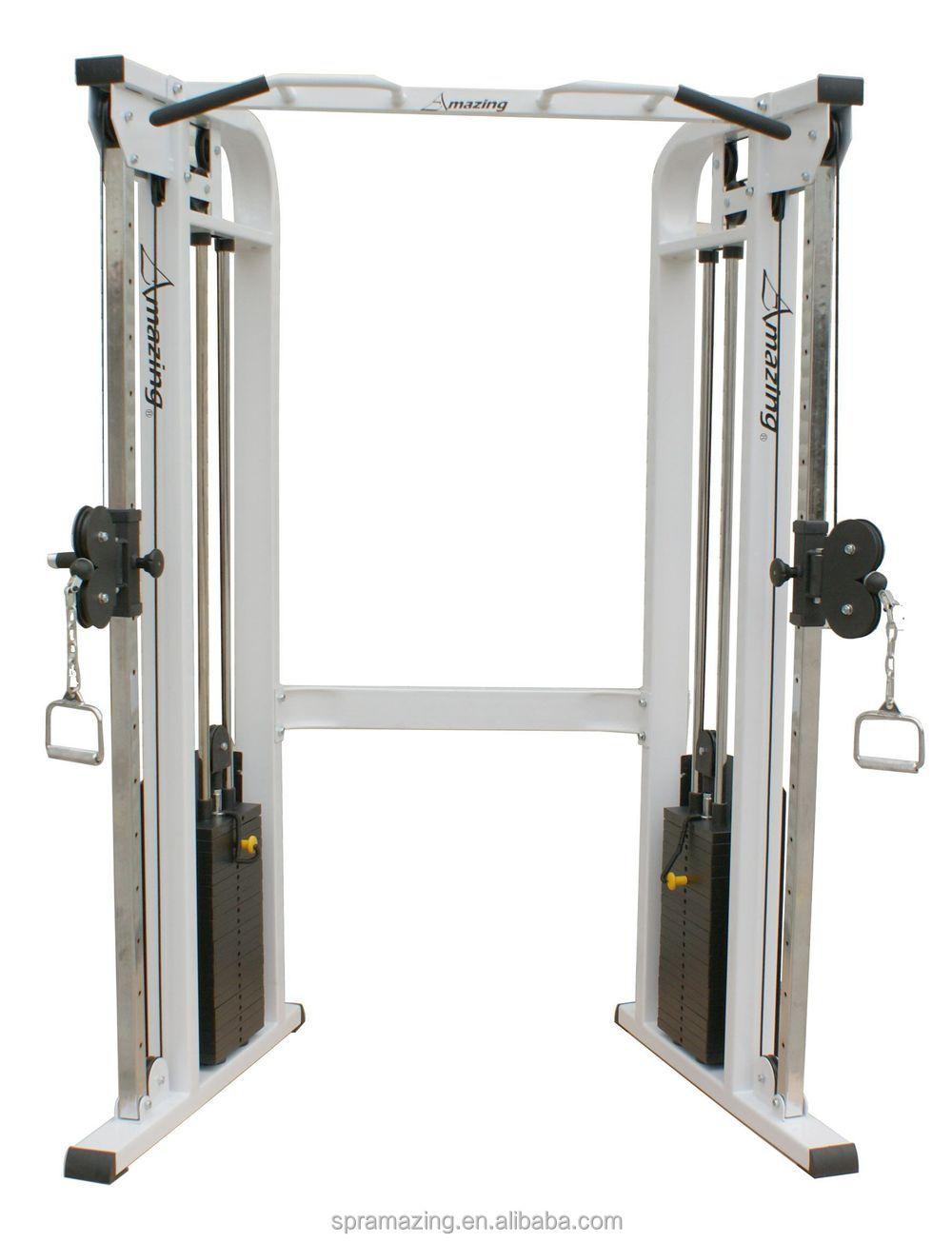 Yukon Cable Crossover Machine - amazon.com
