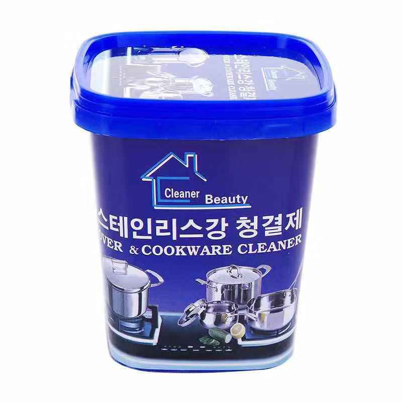 Best Selling  Oven and Stainless Steel Cleaning Paste for Cookware