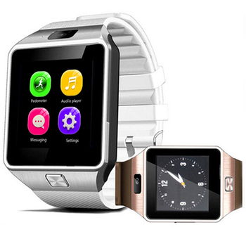 Logo printed Sport Smart Watch DZ09 GT08 with SIM card and TF card slot