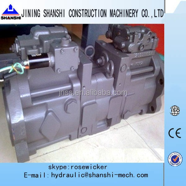 Kawasaki K3v112dt Hydraulic Pump For Daewoo S240-v,S250-v Excavator Main  Pump - Buy S240-v Main Pump,Daewoo Hydraulic Pump,K3v112dt Product on