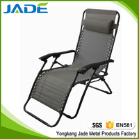 New style unique sand leisure heavy duty lounge chairs lawn chair gravity chair adjustable in Yongkang