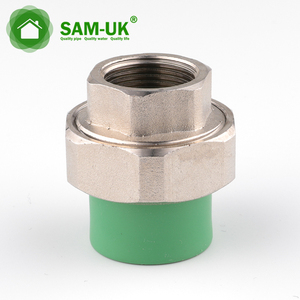 New Hot Product Compression Union Ppr Pipe Fittings