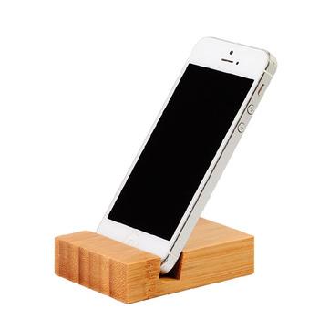Fuboo Bamboo Cell Phone Holder Desktop Stand Buy Bamboo Desk Cell Phone Holder Stand Mobile Phone Stand Diy Cell Phone Stand Product On Alibaba Com