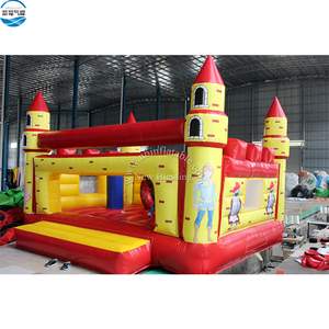 Commercial pvc inflatable bouncy castle,cheap children inflatable bouncer for sale