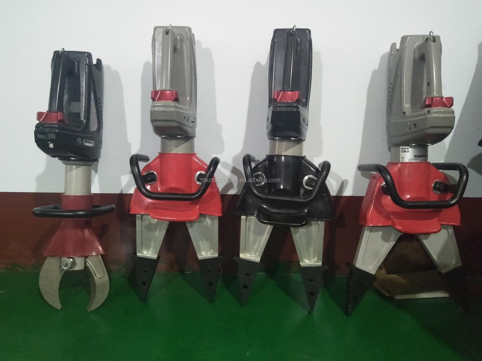Electric hydraulic rescue spreader tools with great quality electric spreader machine