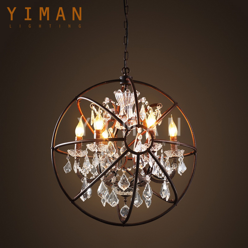 Europe Fashion home decorative crystal chandelier