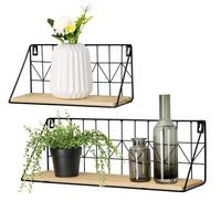 Antique Metal Wire Storage Display Racks Home Decor