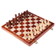 Wholesale Folding Wooden Chess Game Chess Set Manufacturer Chess Board
