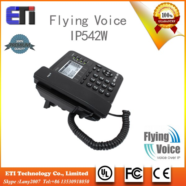 china voip phone with ivr system IP542N