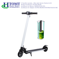 2017 HTOMT Kids Electric Scooter 2 wheel smart self balancing electric scooter
