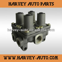 HV-P04 Four Circuit Protection Valve/ 4 way protection valve (934 702 210 0/934 702 211 0)